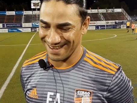 Acevedo hace ajustes: CibaoFC visita a Atlántico en partido de ida de la semifinal