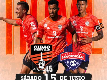 Cibao FC busca terminar invicto este sábado contra SC