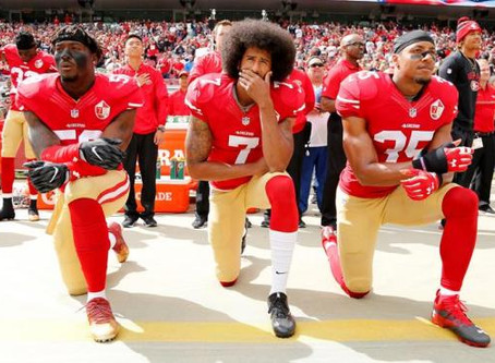 El comisionado de la NFL anima a equipos a que fichen a Colin Kaepernick, después de veto en 2016