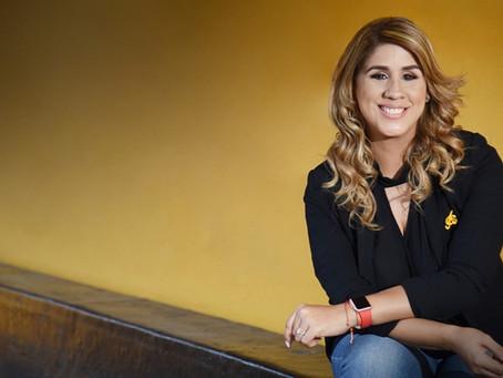 Designan a Iliana Rosario Gómez Directora de Comunicaciones ¿Qué te parece?