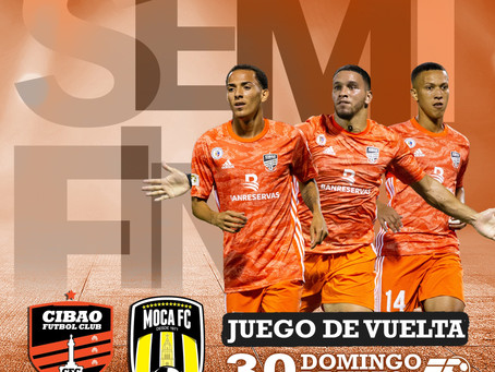 Cibao FC se prepara fuerte para el partido del domingo