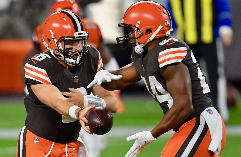 Cleveland Browns consiguió su primer victoria de la temporada