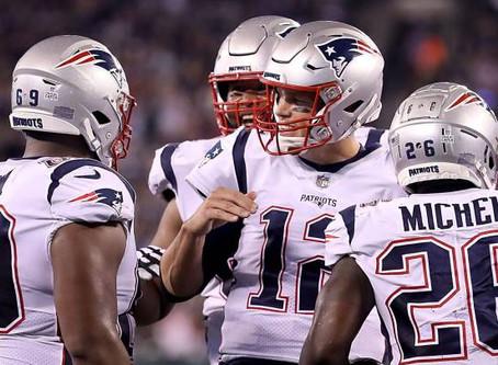 Patriots igualan marca histórica en la NFL 85 años después. Mira el resumen.