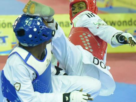 Dominicana cierra con oro de Hernández y Pié el G-1 de taekwondo