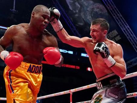 Adonis Stevenson, en estado crítico, pelea por su vida tras el brutal KO de Gvozdyk