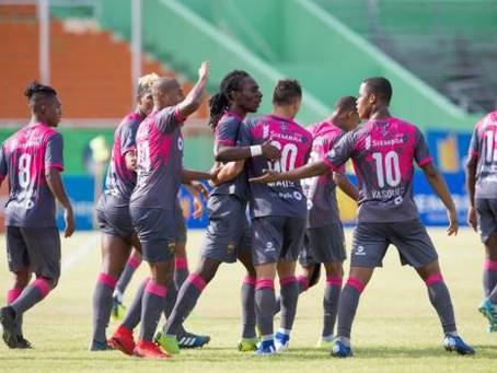 Pantoja y Jarabacoa empatan en la ida de las semifinales de la LDF