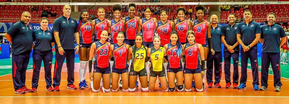 Dominicana venció a Puerto Rico tres sets por uno en los Panam de Toronto y así se quedó con la presea de bronce