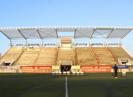Techo en grada central: Cibao FC ampliando facilidades en su estadio para aficionados
