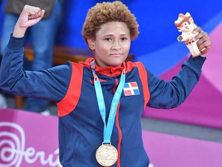 Estefanía Soriano logra en judo la quinta medalla de oro para RD. Mira el vídeo de la pelea.