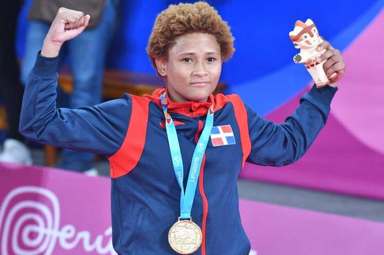 Soriano también fue  medallista de oro en los Juegos Centroamericanos y del Caribe de Barranquilla 2018