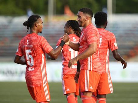 Cibao FC y Jarabacoa FC chocan en duelo de norteños