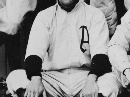 Louis Castro, primer latino en las Grandes Ligas.