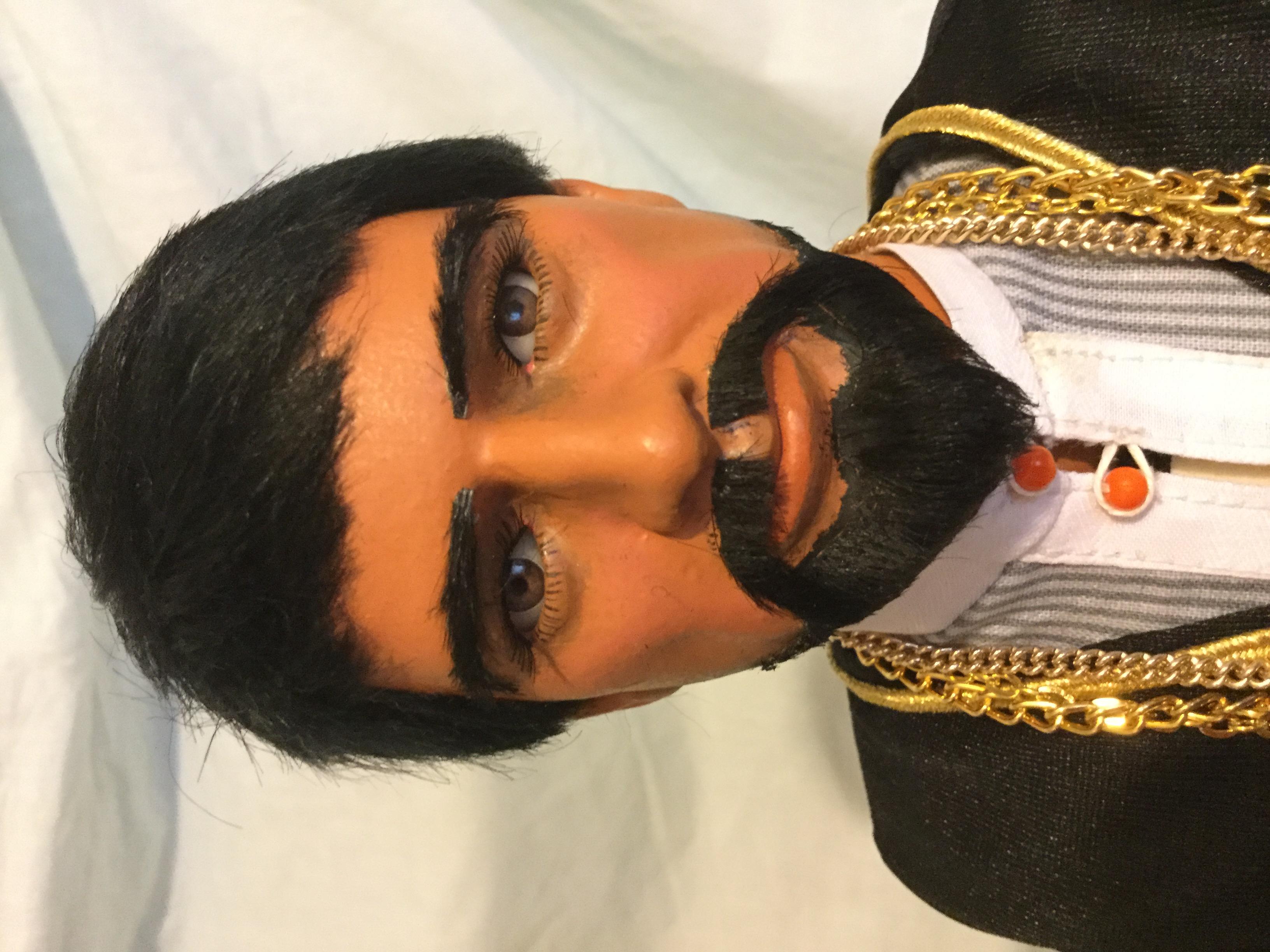 Ben Shazar (Joe 90)