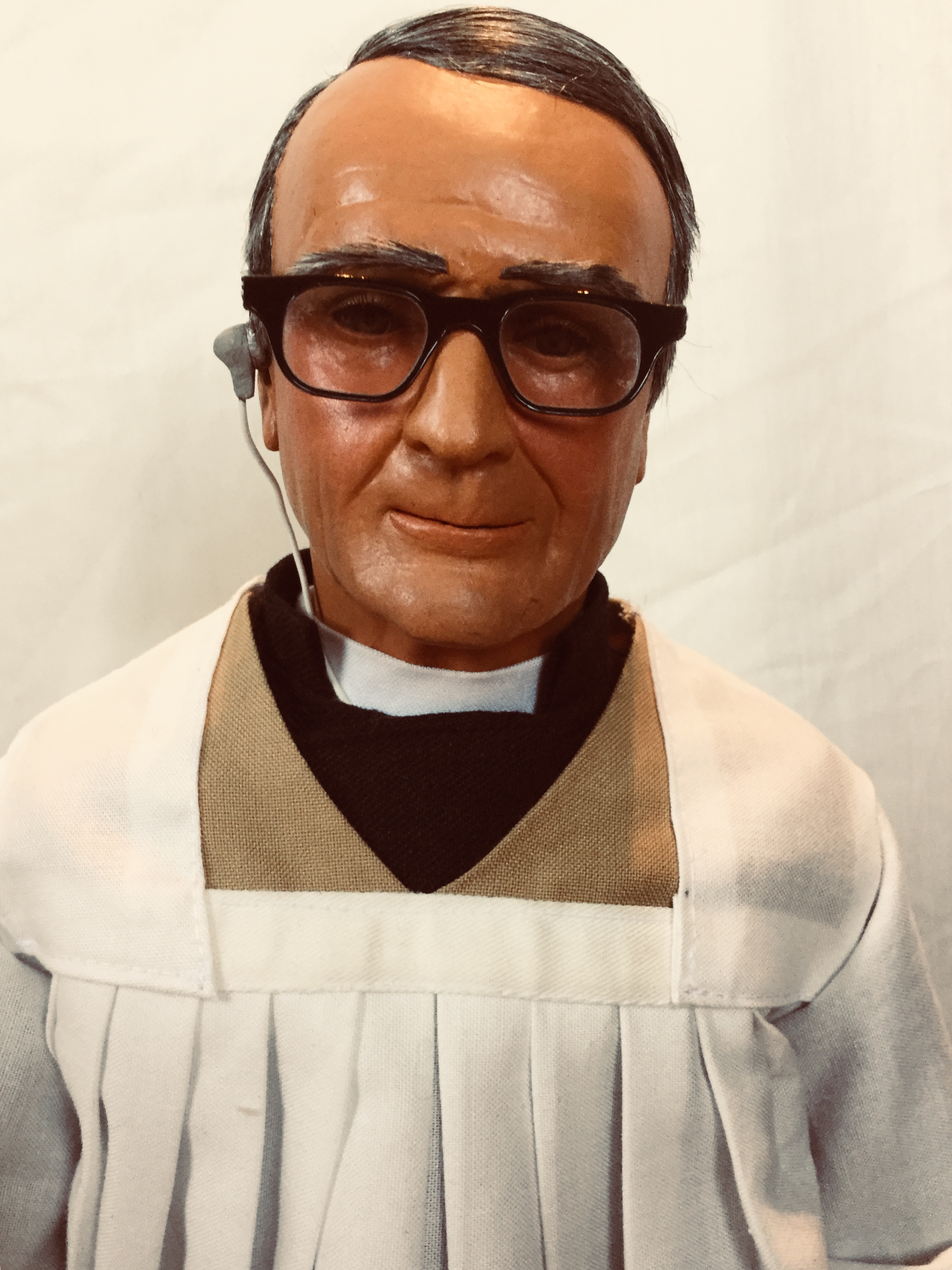 Father Stanley Unwin