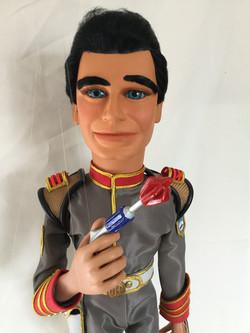 Capt. Troy Tempest