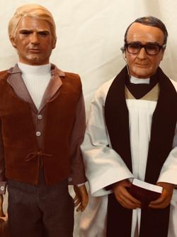 Matthew Harding & Father Unwin