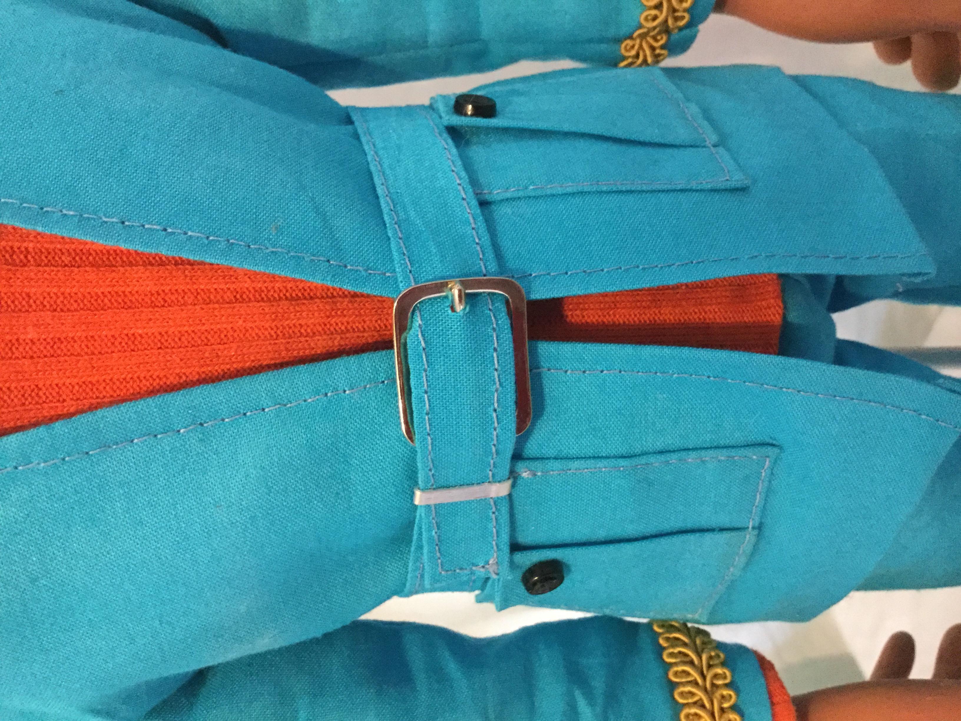 The Hood (Blue)