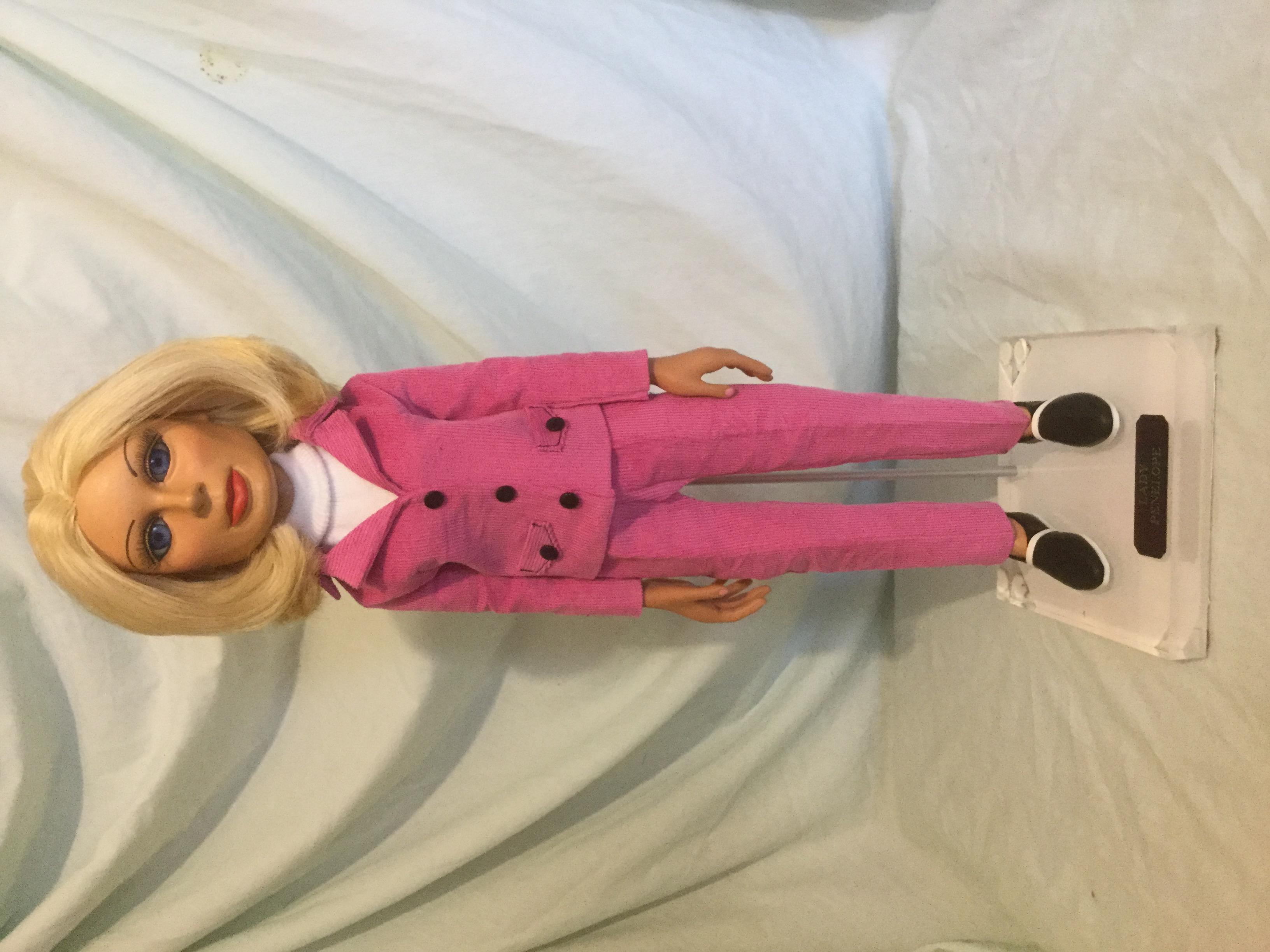 Lady Penelope (Pink)
