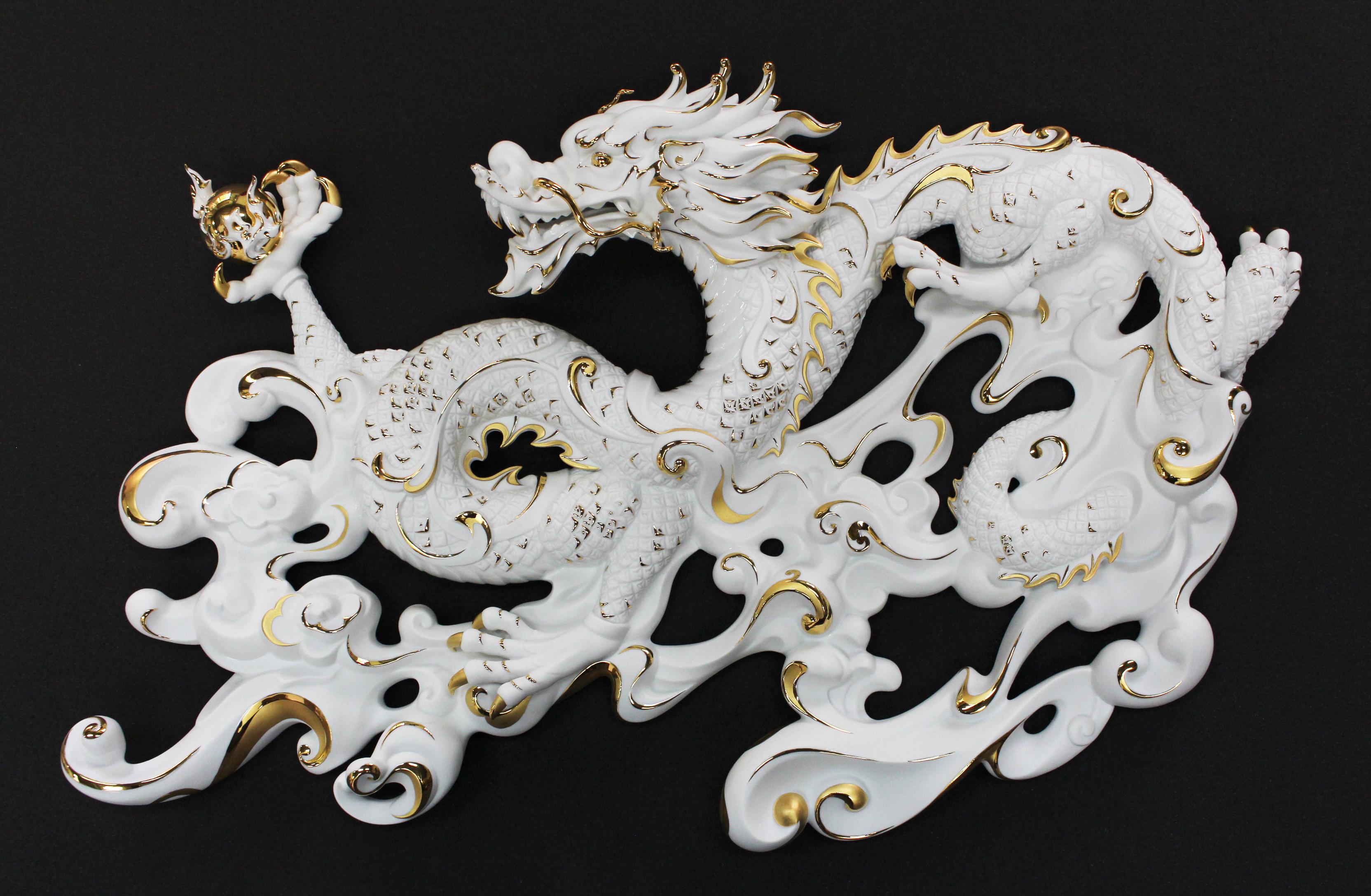 Dragon 龍壁飾