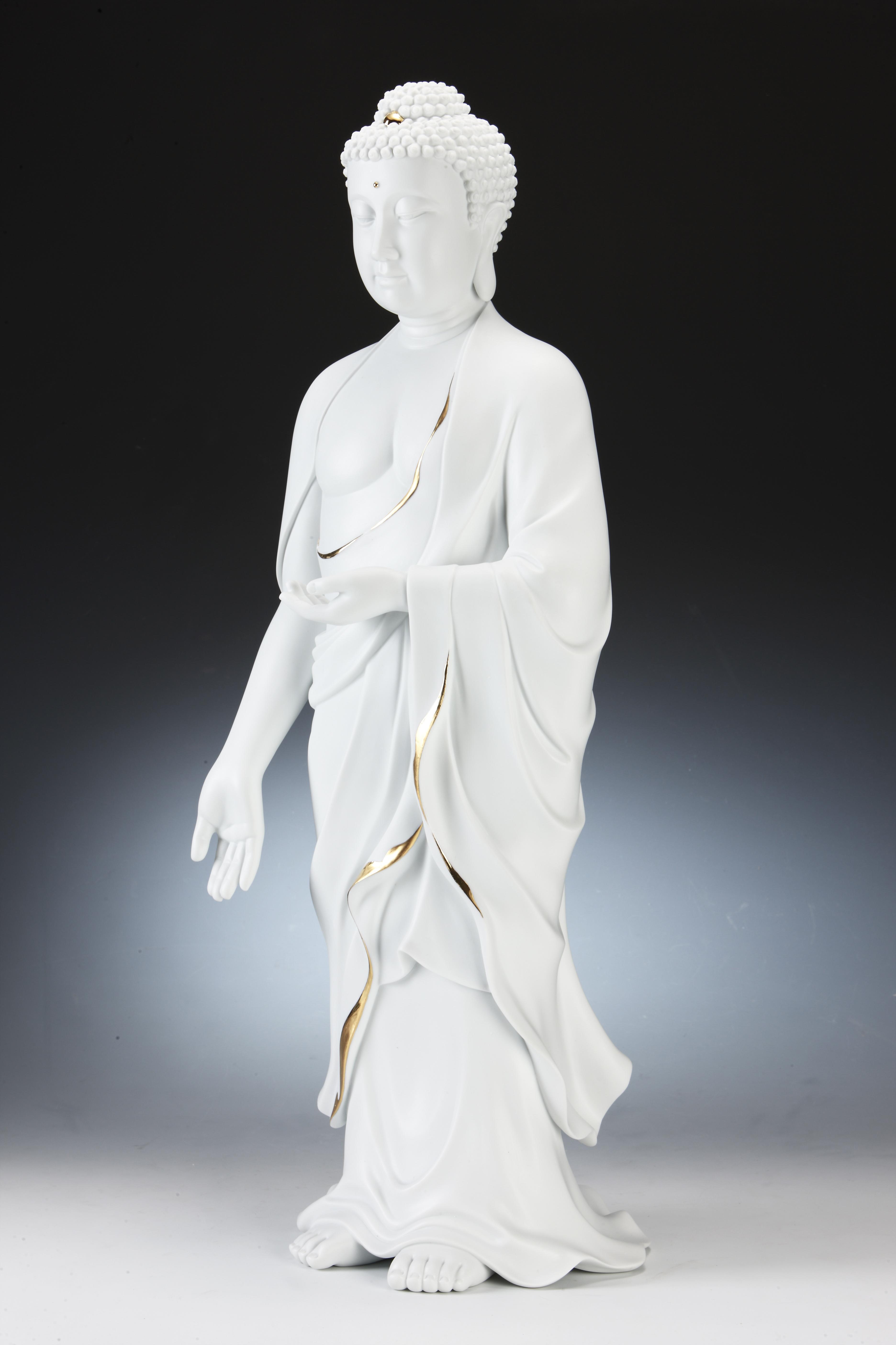 Vairocana Buddha  華嚴三聖-大日如來