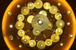 1300 藝術中心 瓷藝吊燈