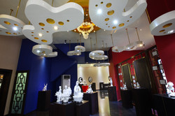 1300 藝術中心 內部空間