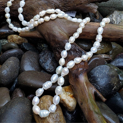 Woven Pearls