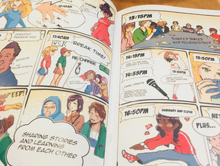 Power Up Leicester! 'Bigging Up' our local areas - how storytelling can create change