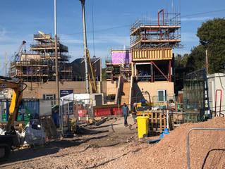 East Quay Build Update - June