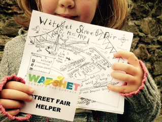 Opportunity for local traders to join Watchet's vibrant Street Fairs