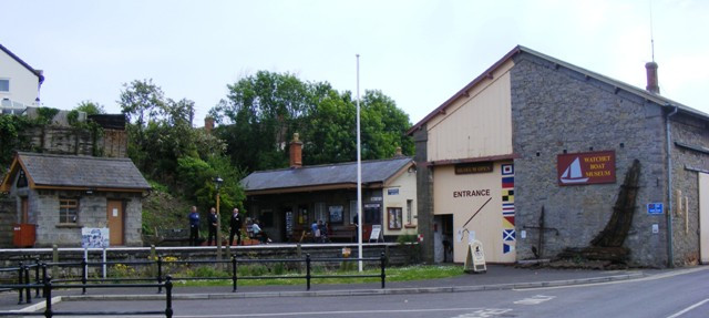 Watchet_Boat_Museum_and_station sm.JPG