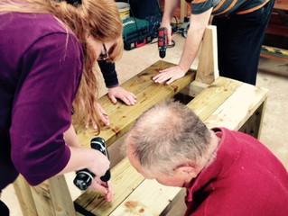 Watchet Community Makers launches new workshop