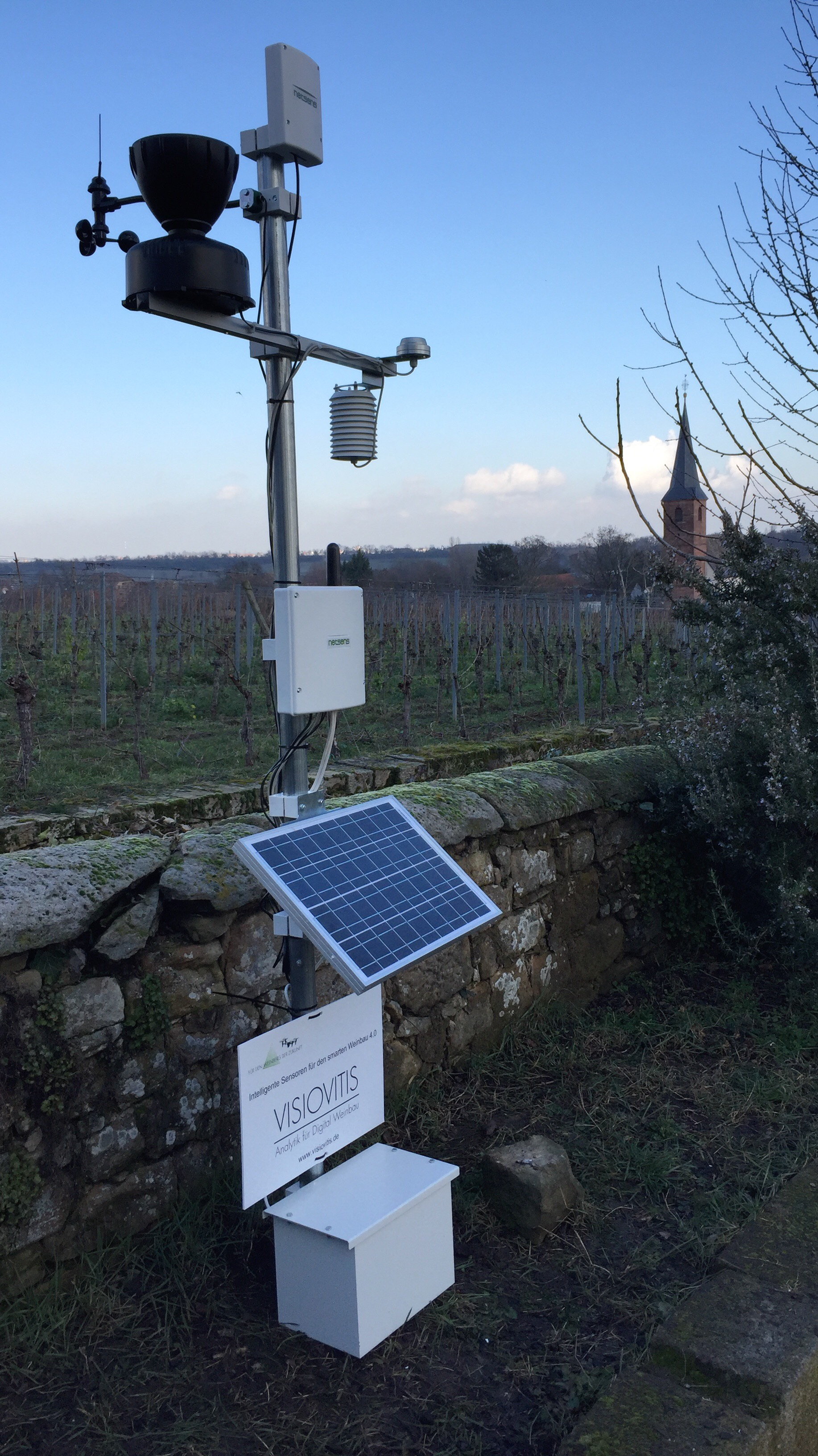 Basis Wetterstation