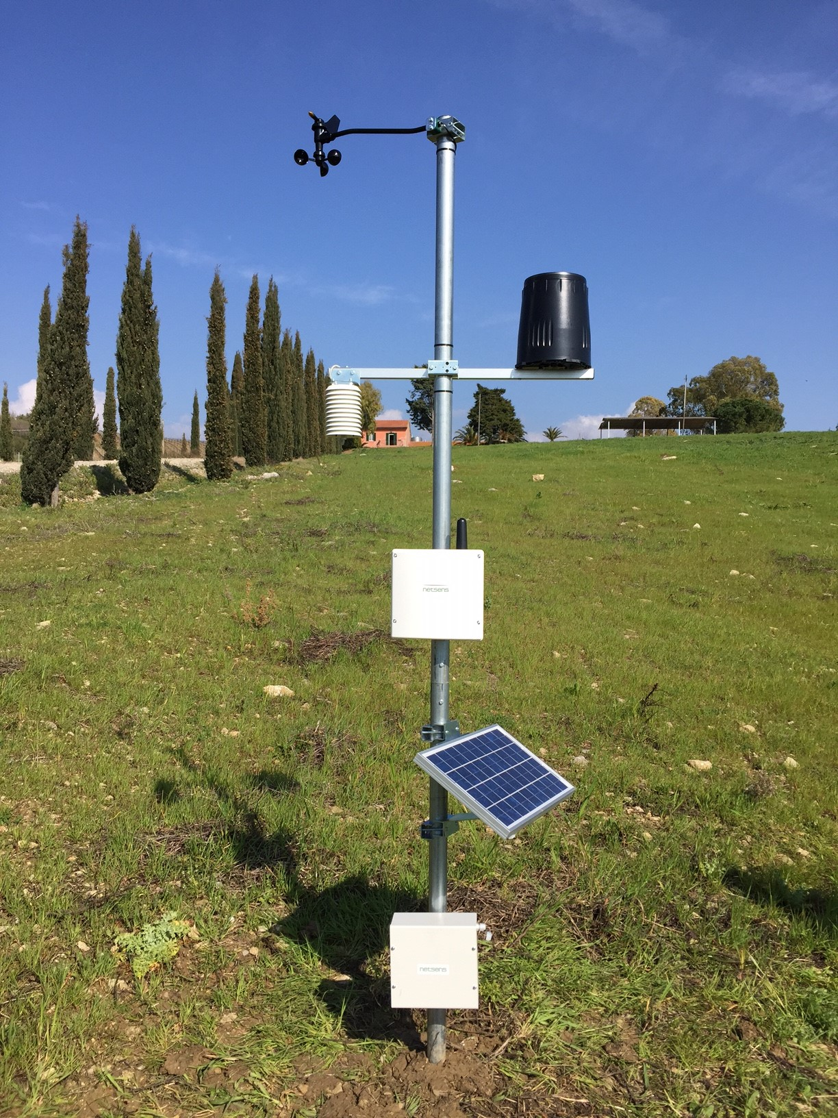 Basis-Wetterstation