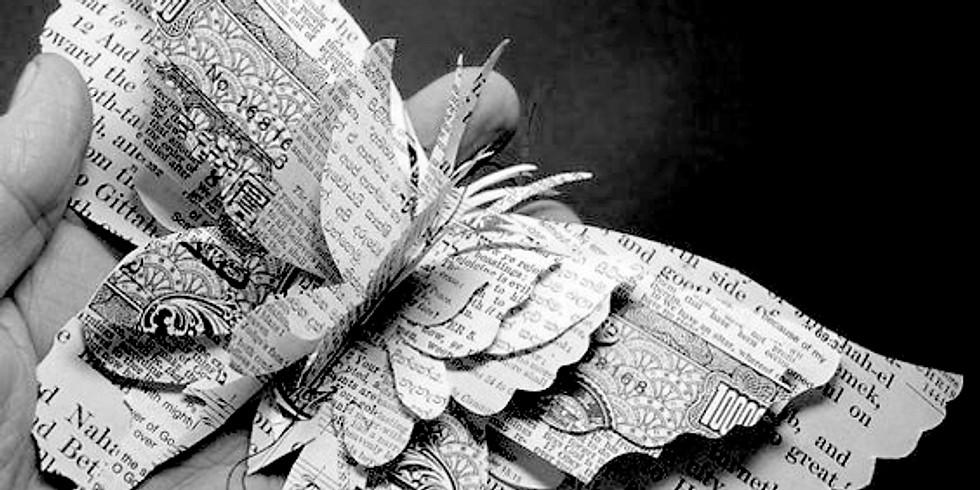 Joy Serwylo: Paper Delights (Saturday)