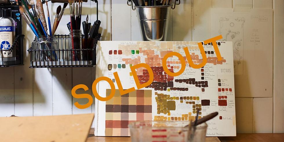 Leaf Studios: Cohesive Colour Schemes