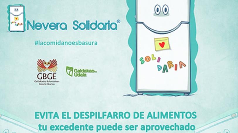 """Programa 204 - Neveras Solidarias - """"No despilfarres la comida"""""""