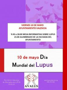 Programa 160 - Adelantamos el 10 de mayo - día mundial del Lupus