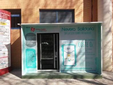 Programa 132 - Nevera Solidaria