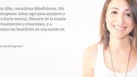 Programa 179 - Conociendo a Alba Ferreté - The Mindful Room / Calma Mental