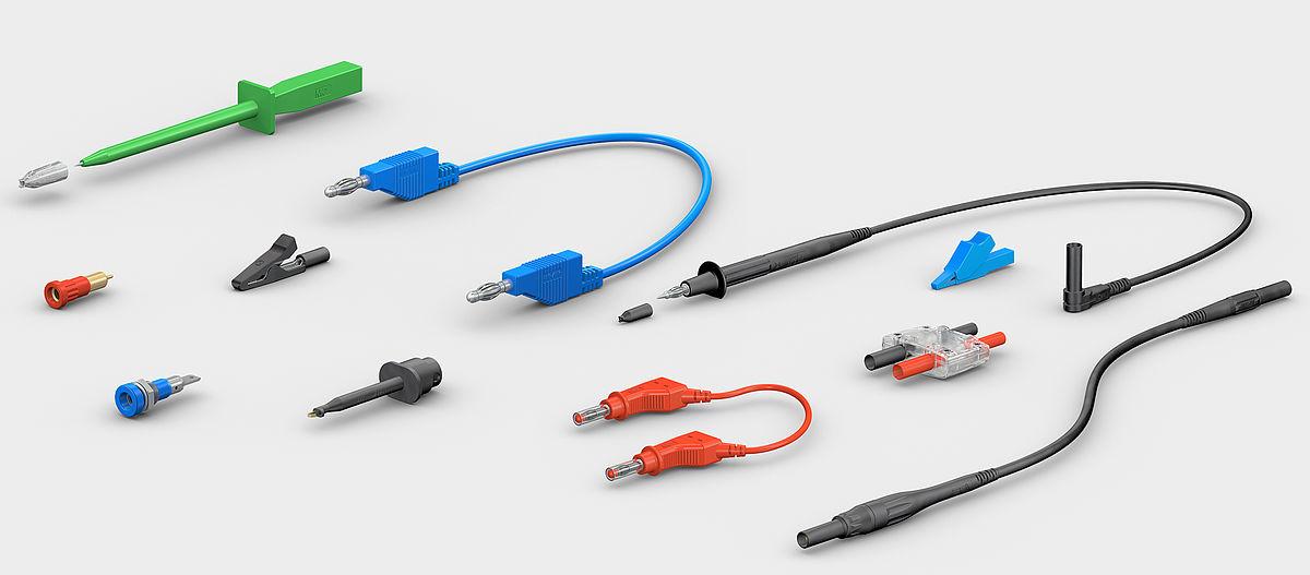 Test and Measurement Connectors
