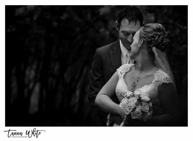 Chris + Stephanie {Married}