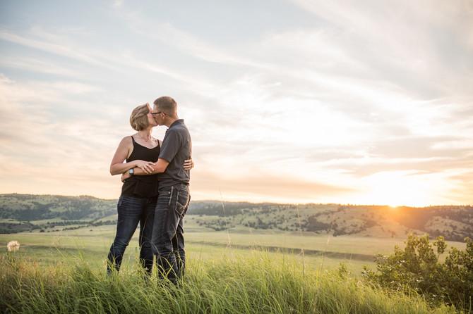 Andrew & Jennifer {Engaged}