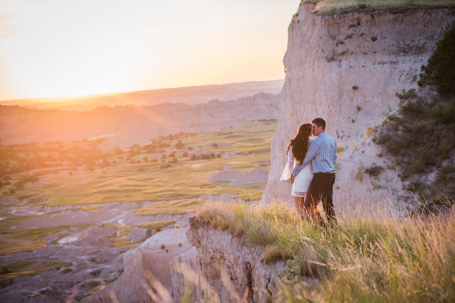 Black Hills Engagement Photographer
