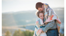Garret & Rachel {Black Hills Engagement Session}
