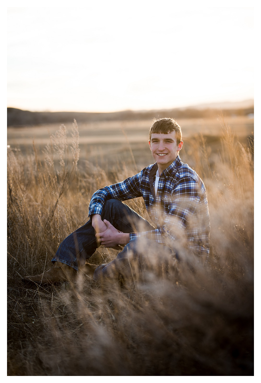 Black Hills Senior Photographer