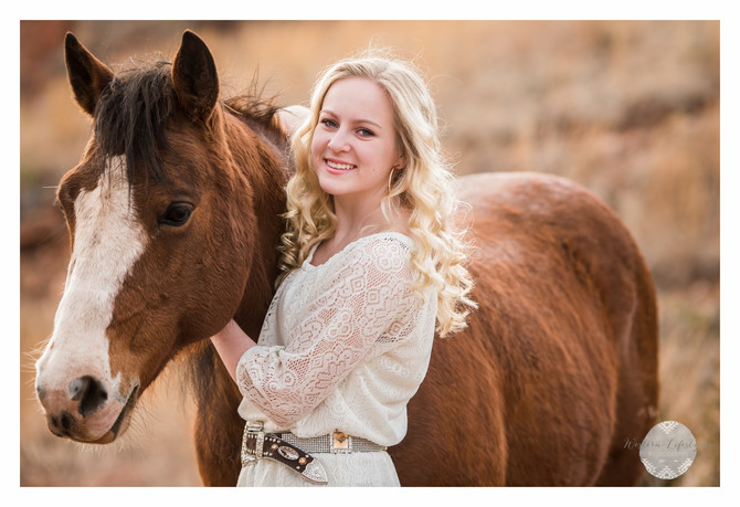Bree {Hot Springs Senior Class of 2016}