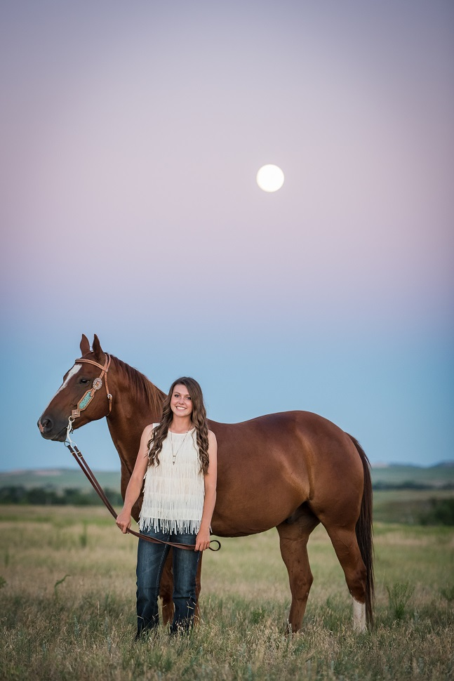 Black Hills Senior Photographer