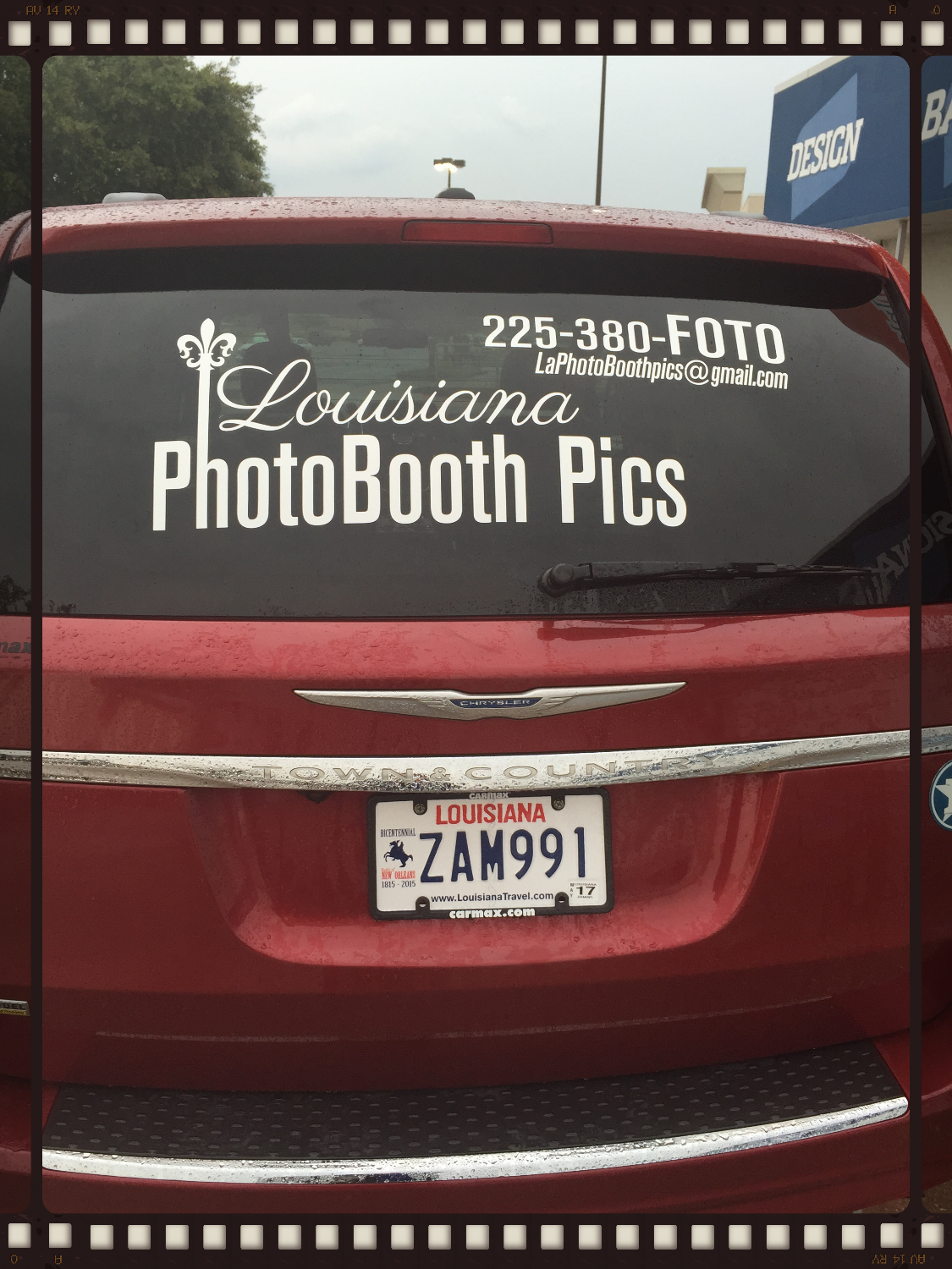Louisiana Photo Booth