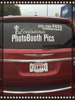 Louisiana Photo Booth